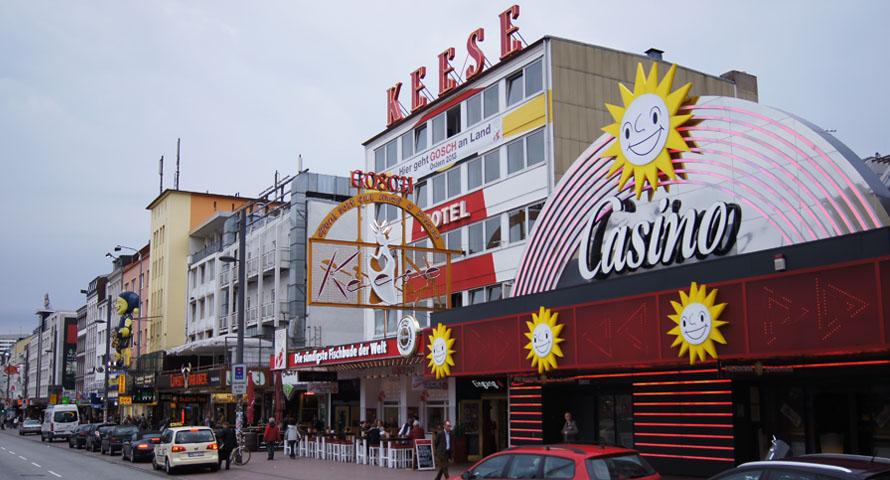 Café Keese in Hamburg