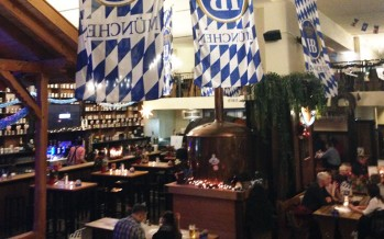 Hofbräu Wirtshaus am Speersort in Hamburg
