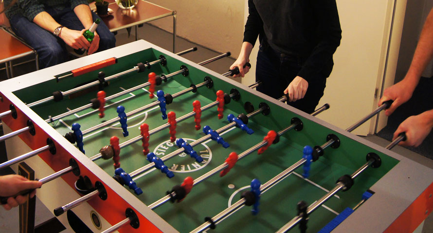 Kickern in Hamburg - ideale Locations zum Tischfussball