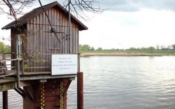 Das kleinste Restaurant der Welt am Zollenspieker