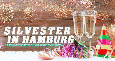 Silvester Hamburg: Die besten Partys und Locations
