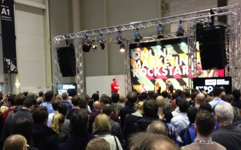 Online Marketing Rockstars erobern Hamburger Messehallen