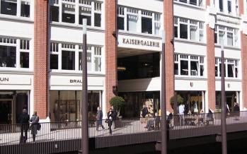 Kaisergalerie: Edle Einkaufspassage in Hamburg