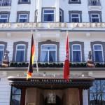 Hotel Vier Jahreszeiten in Hamburg