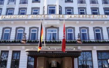 Hotel Vier Jahreszeiten: Luxushotel an der Alster