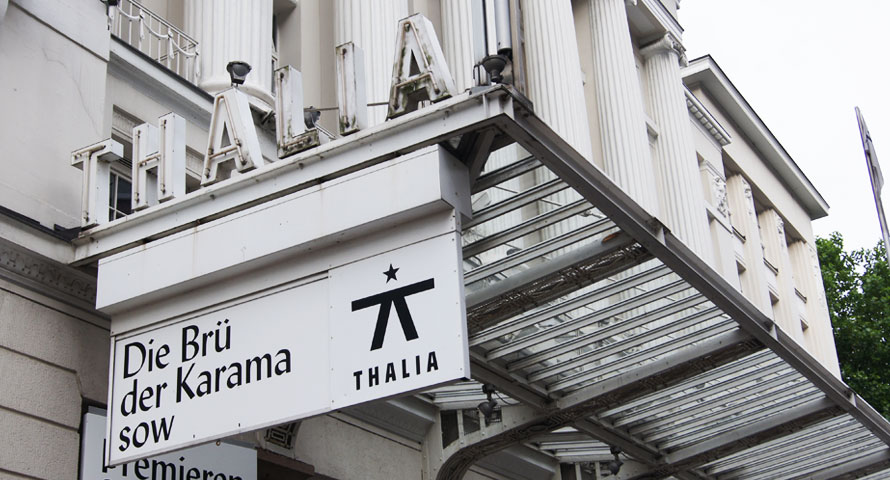 Thalia Theater am Alstertor Hamburg