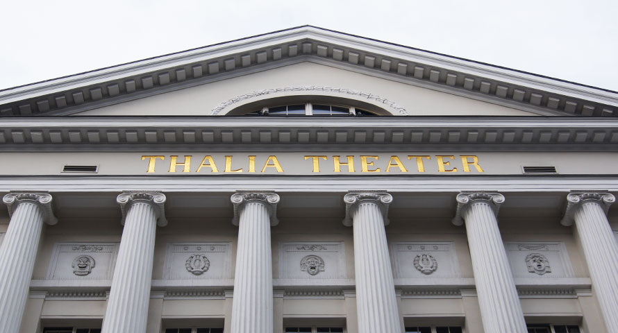 Thalia Theater - Klassiker und innovative Theaterprojekte