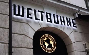 Weltbühne Hamburg: Restaurant und Kaffeehaus