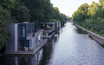 Hausboote in Hamburg: Wohnen auf dem Wasser