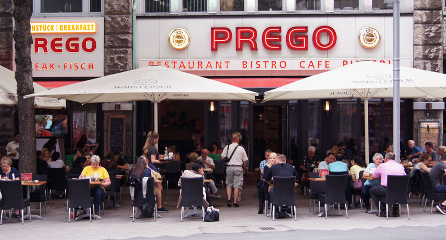 Prego Restaurant und Pizzeria in Hamburg