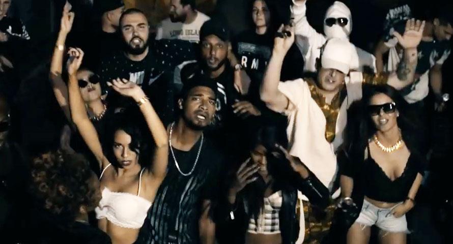 Bonez MC & Raf Camora - Ohne mein Team