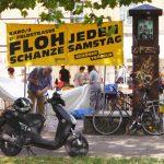 Flohschanze Flohmarkt im Schanzenviertel