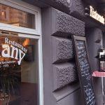 Ristorante Tiffany in den Colonnaden Hamburg