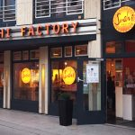 Sushi Factory Restaurant in Hamburg