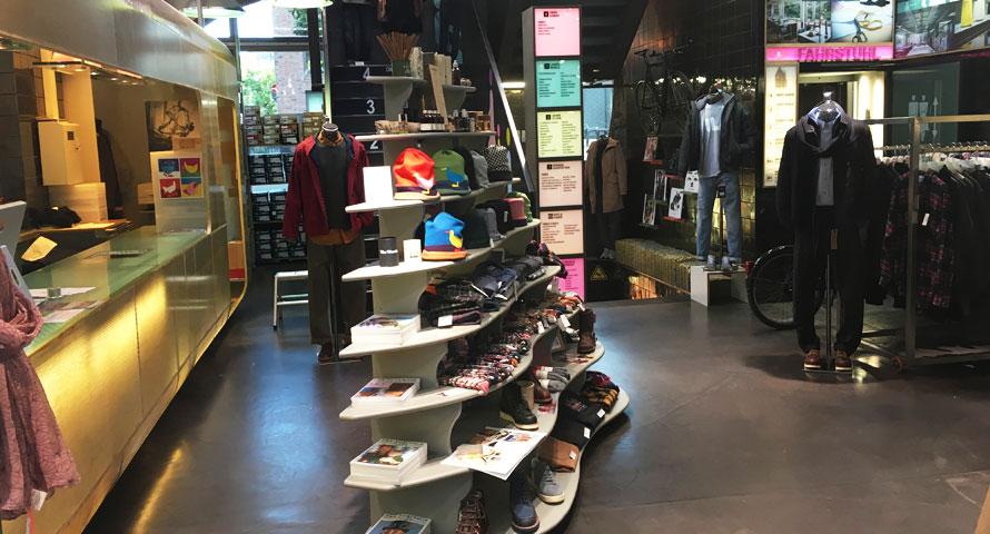 Von Streetwear bis zum Business Look bei Thomas i-Punkt
