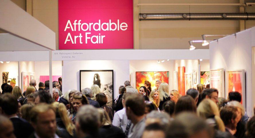 Affordable Art Fair in Hamburg: Kunst zum Verlieben fair!