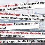 Elphilarmonie fertig: MOPO gehen die Themen aus