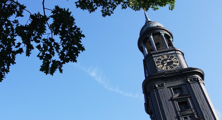 Heiraten in Hamburgs schönsten Kirchen