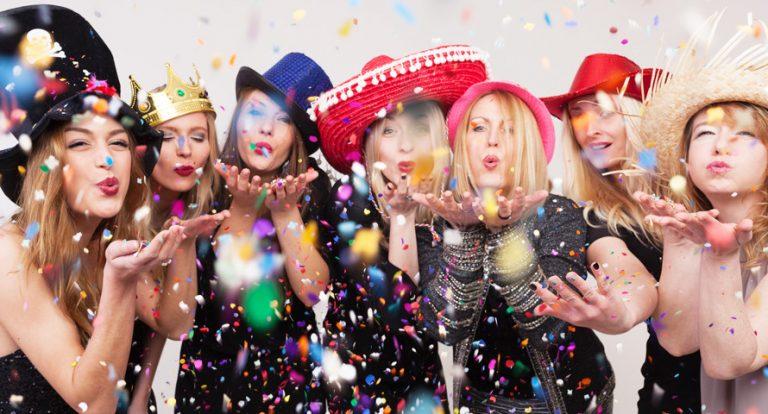 Junggesellinnenabschied: 9 Ideen für die Bachelorette-Party