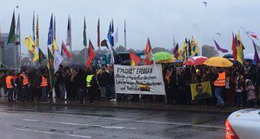 Erneut Kurden-Proteste gegen türkische Politik