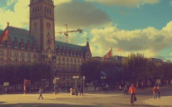 77 Sekunden am Rathausmarkt