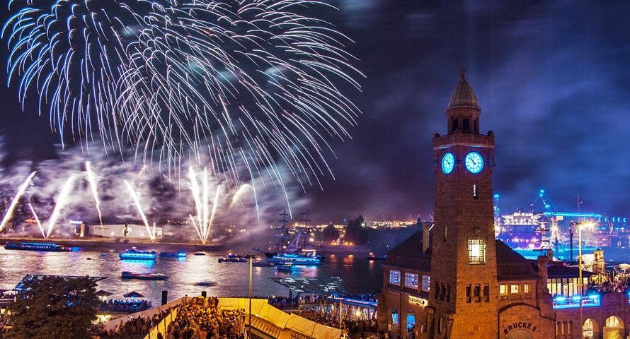 Silvester-Feuerwerk bestaunen – die schönsten Plätze und Orte