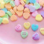 Süße Artikel für den Bauchladen