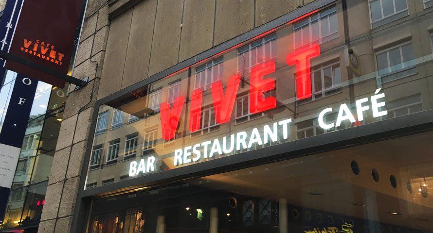 Café VIVET – Restaurant, Bistro in der Spitaler Straße