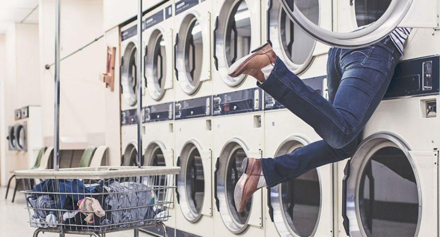 Praktische SB-Waschsalons in Hamburg
