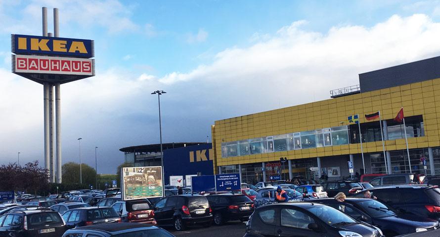 IKEA in Billwerder-Moorfleet (Hamburg)