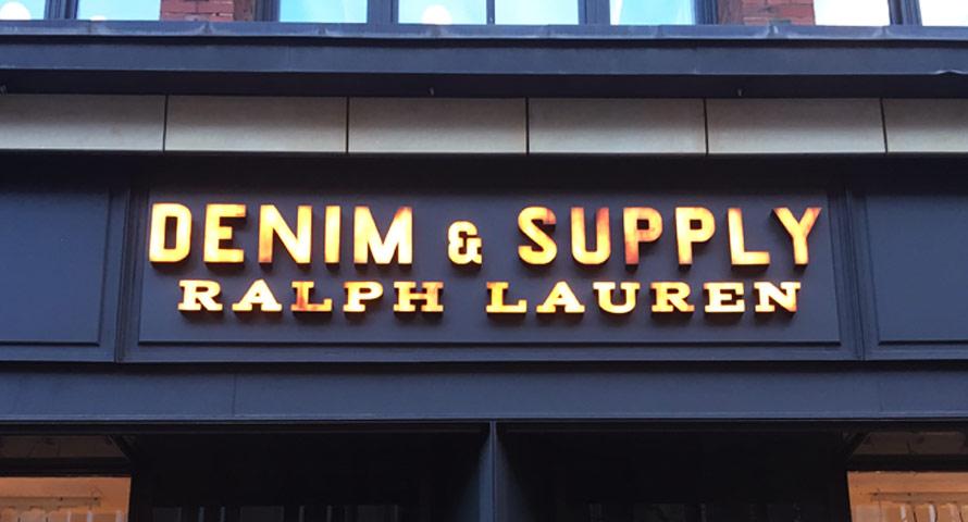 Denim & Supply Ralph Lauren Store in Hamburg