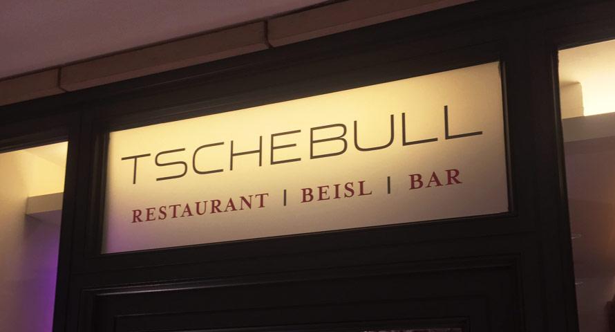 Tschebull Restaurant - moderne österreichische Küche