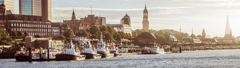 Sehenswürdigkeiten und Wahrzeichen von Hamburg