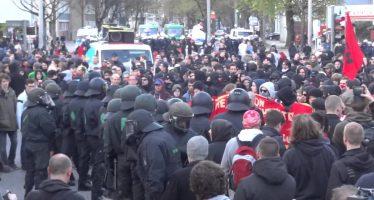 1. Mai in Hamburg – Demo, Randale und Ausschreitungen