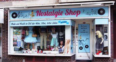 Nostalgie-Shop in Dulsberg – Mode und Musik der 50er Jahre