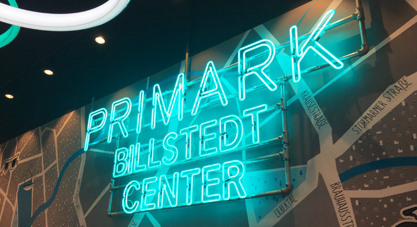 Primark im Billstedt Center Hamburg