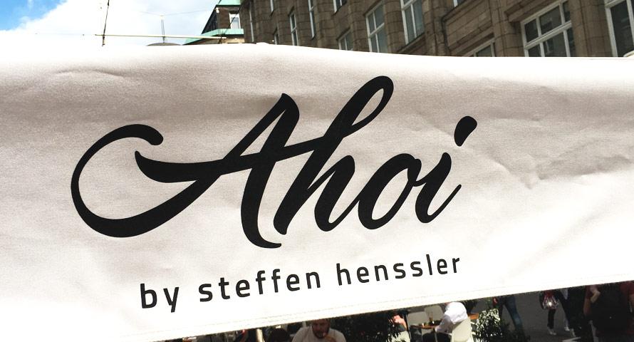 Ahoi by Steffen Henssler - von Fritten bis zu Sushi