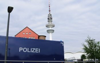 Hamburg vor dem G20-Gipfeltreffen in Bildern