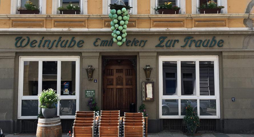 Zur Traube - urige Weinstube und Restaurant
