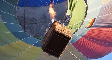 Geschenke mit Charakter – besonders beliebt ist die Ballonfahrt