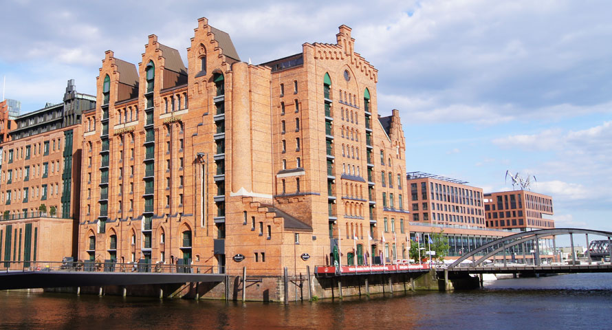 Gebäude Maritimes Museum Hamburg