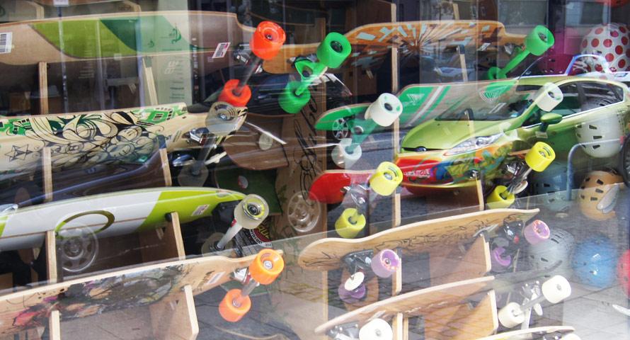 Mantis Longboardshop - Shop für Longboards und Zubehör