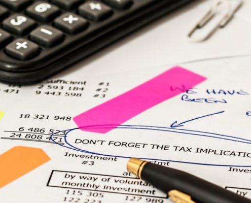 Keine Panik vor der Steuererklärung - so geht es einfach