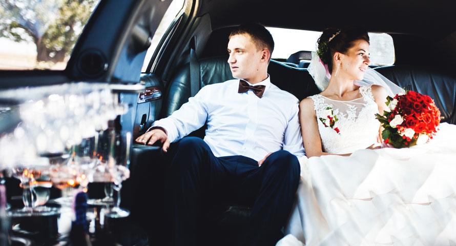 Welches Gefährt ist das richtige für die Hochzeit?