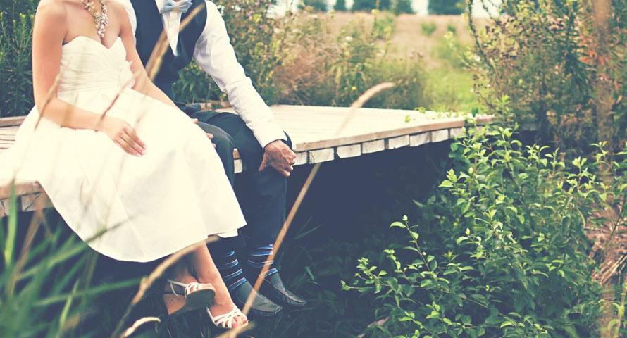 Hochzeit im Herbst - nicht zu heiß und relativ regensicher