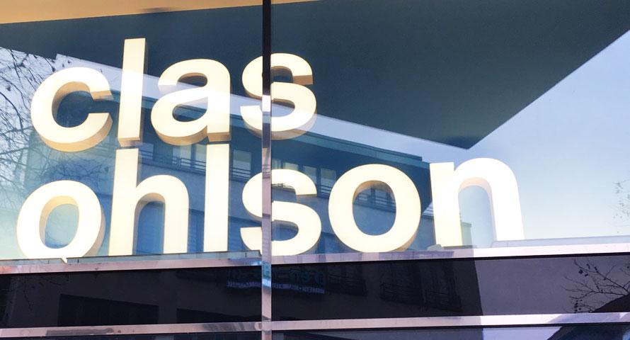 Clas Ohlson Filiale in Altona, Mercado