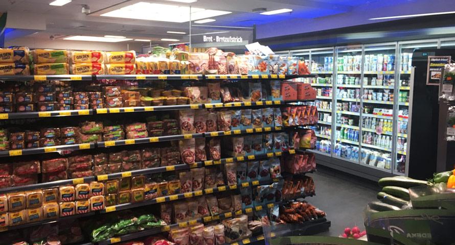 Viele Lebensmittel auch Sonntags kaufen