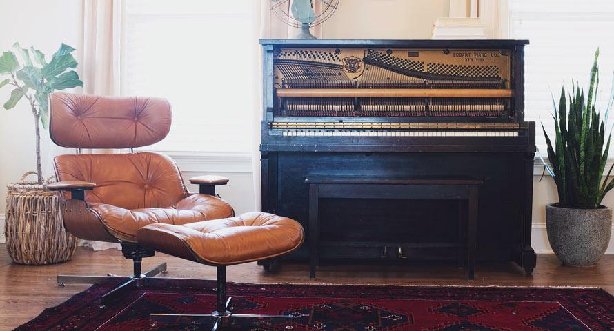 Wohnen und Einrichten im Vintage Stil auch in kleinen Wohnungen