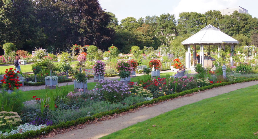 Botanischer Garten im Planten un Blomen