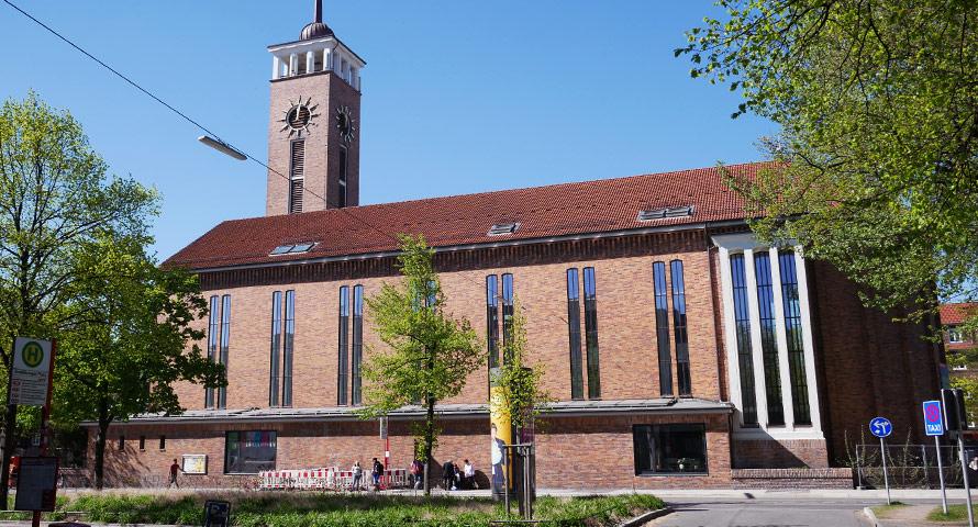 Frohbotschaftskirche in Dulsberg